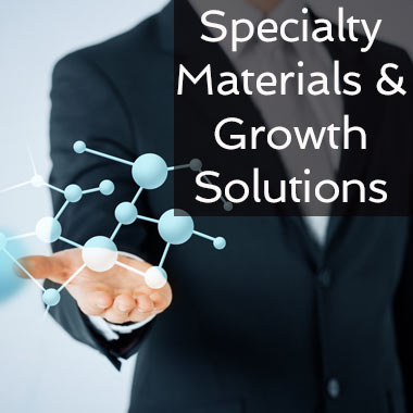 Specialty Materials Growth Solutions